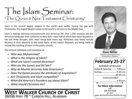 The Islam Seminar